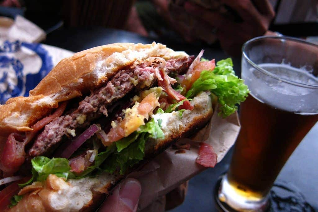 The Best Burger in New Zealand