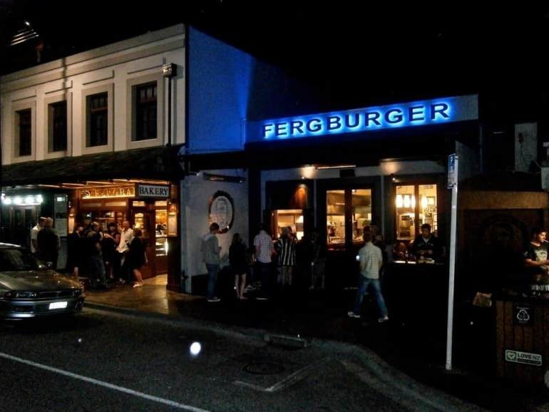 Fergburger: The Best Burger in New Zealand