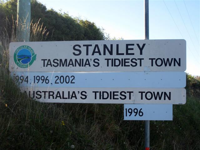 Stanley, Tasmania