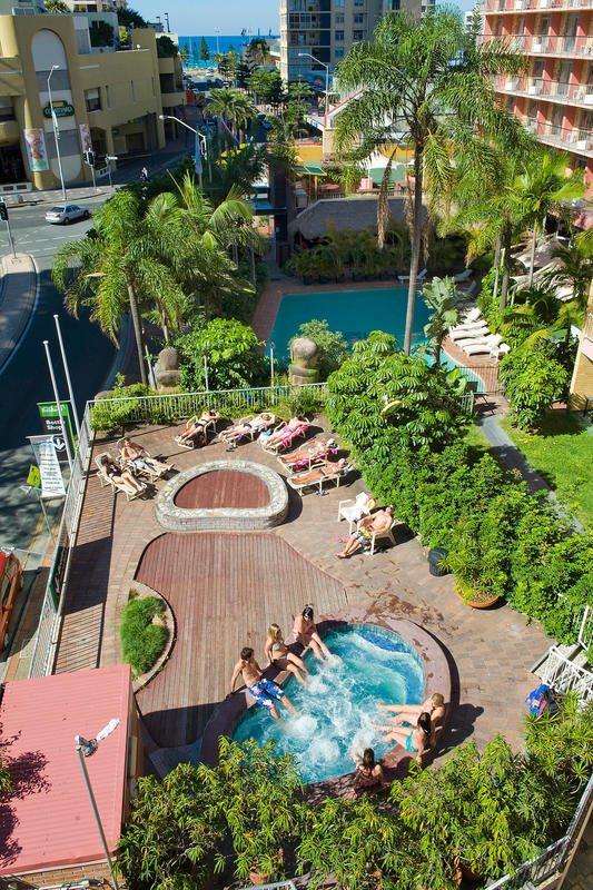 Islander Backpackers Resort in Surfer's Paradise, Australia - Best Hostels in Australia