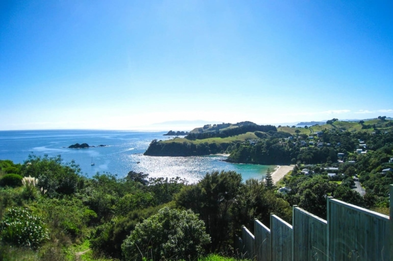 Waiheke Island is Beachy, Where the Wine Flows and the Hills Roll
