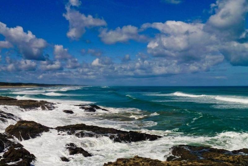 Rough Waters of the Tasman Sea