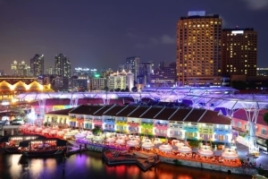 One Night in Singapore: An Encounter with the Ladyboys of Southeast Asia