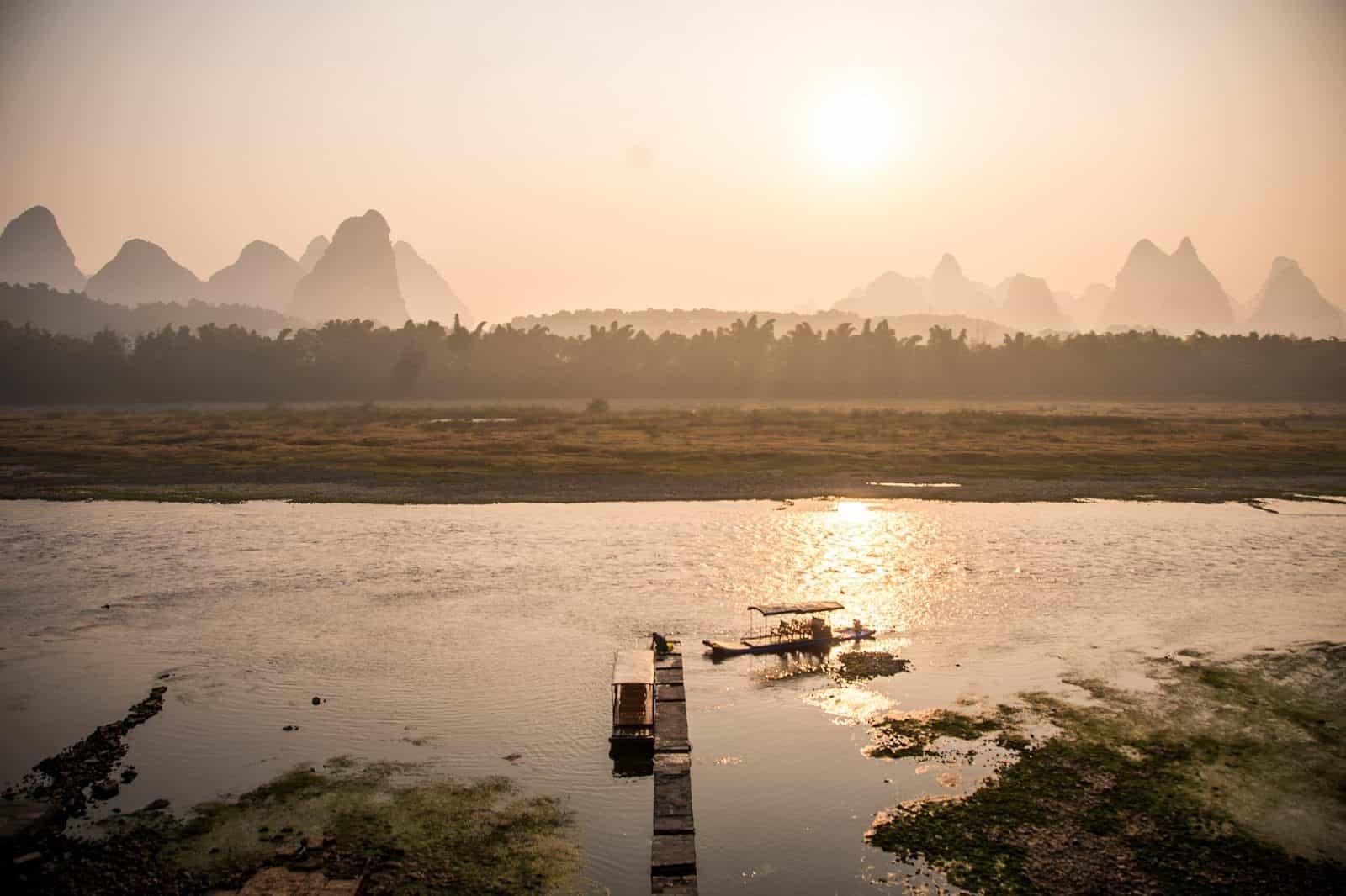 Lijang River