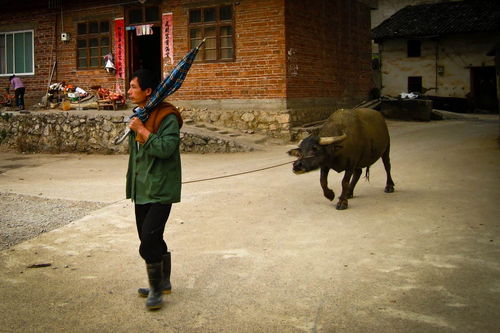 Village, China