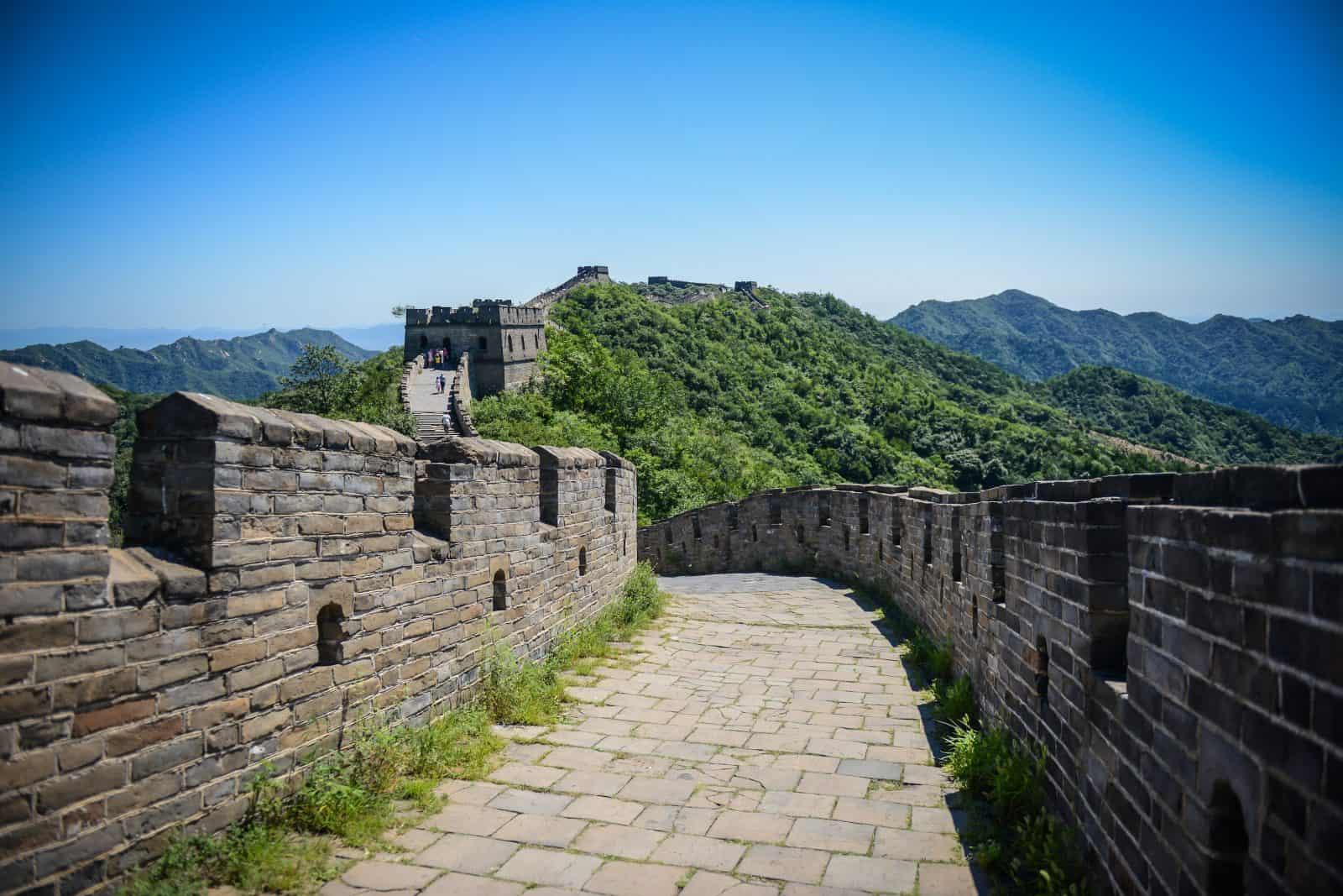 The Great Wall, Mutianyu, Beijing, China