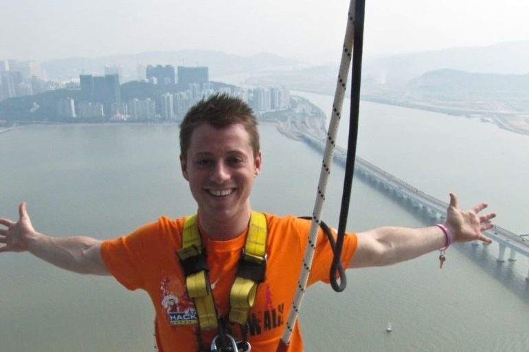 Conquering the Highest Bungee Jump in the World. Because I'm an Idiot.