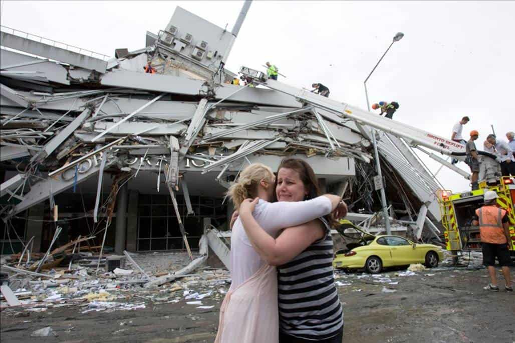 Inside the Red Zone: 25 Devastating Government Photos of the 2011 Christchurch Earthquake