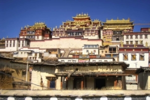 Shangri-La is Real: in Southwestern China, on the Border of Tibet
