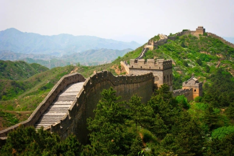The Greatest Wall Ever! Actually, More Exciting than it Sounds: Hiking The Great Wall of China