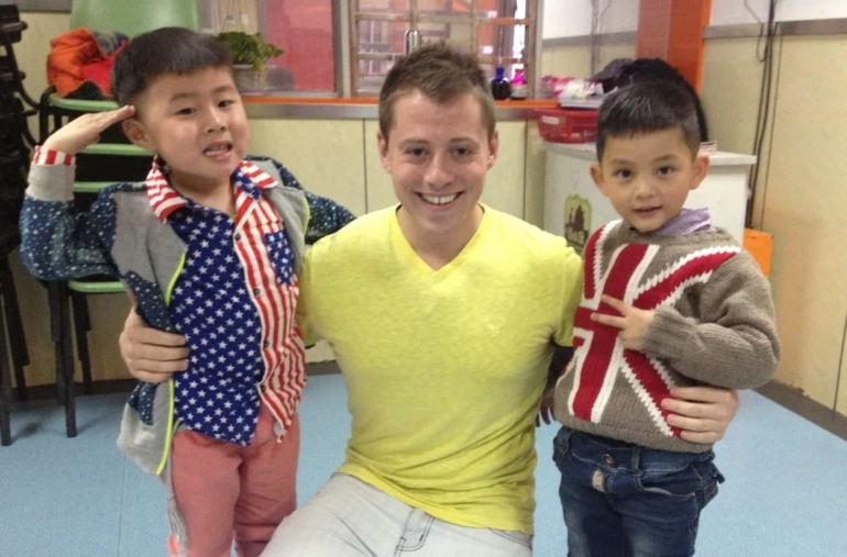 Teaching English in China: The Cutest Kids You've Ever Seen, and How They Changed My Life Forever