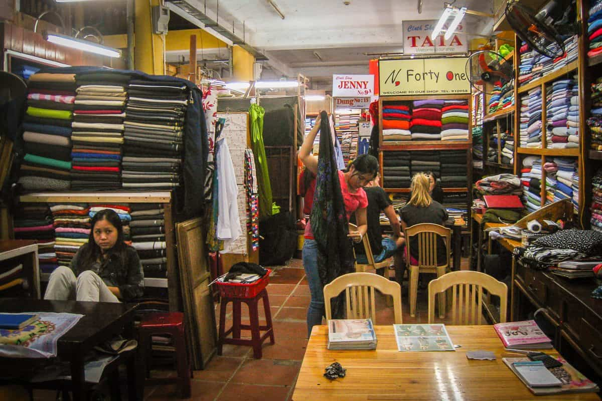 Getting to Know the Best Tailor in Hoi An: Miss Forget-Me-Not