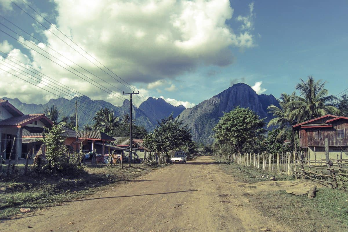 I Went to Vang Vieng and Didn't Go Tubing: Fed Up with Tourists and the Takeover of Tourism