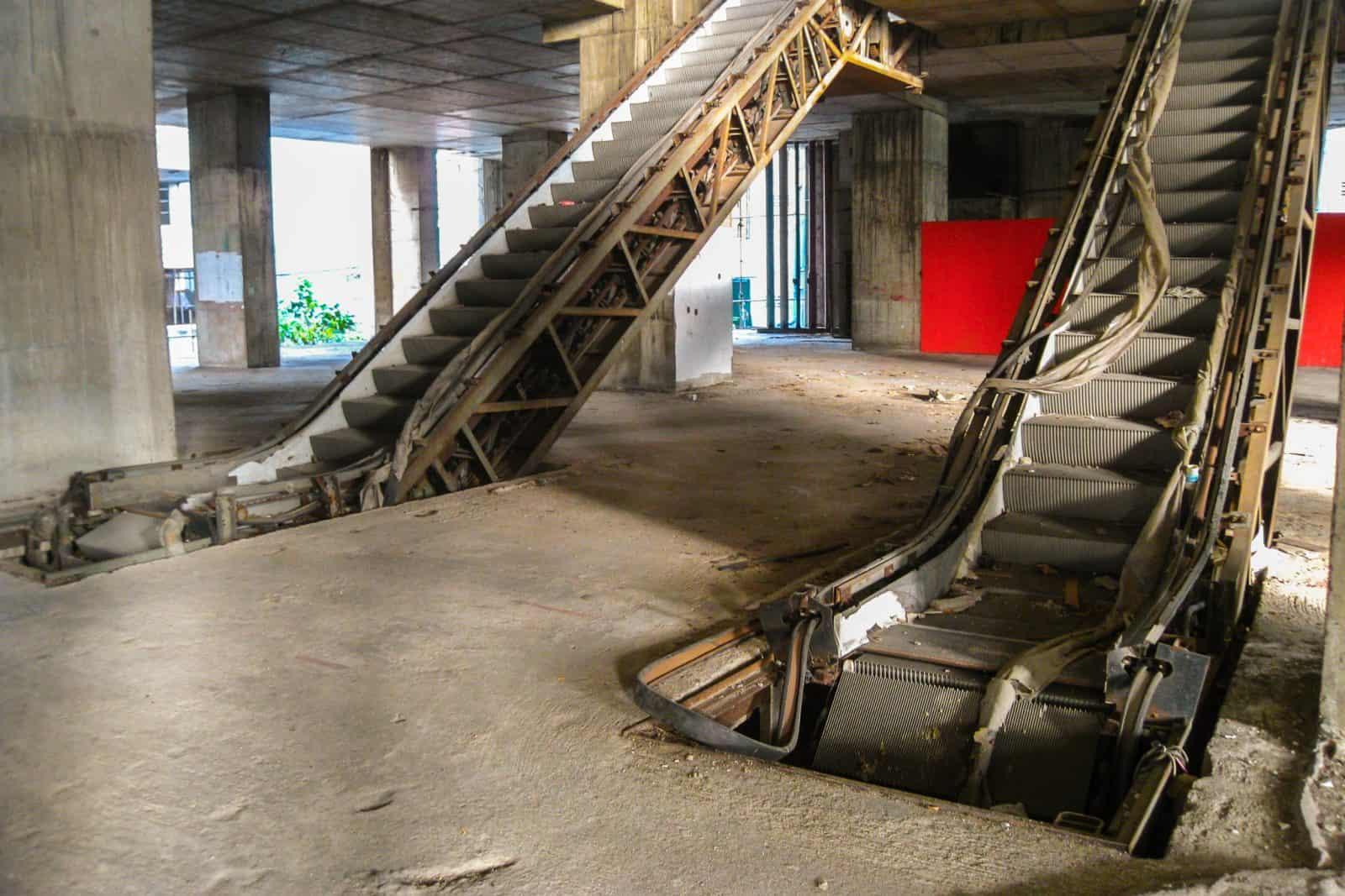 Abandoned Elevators