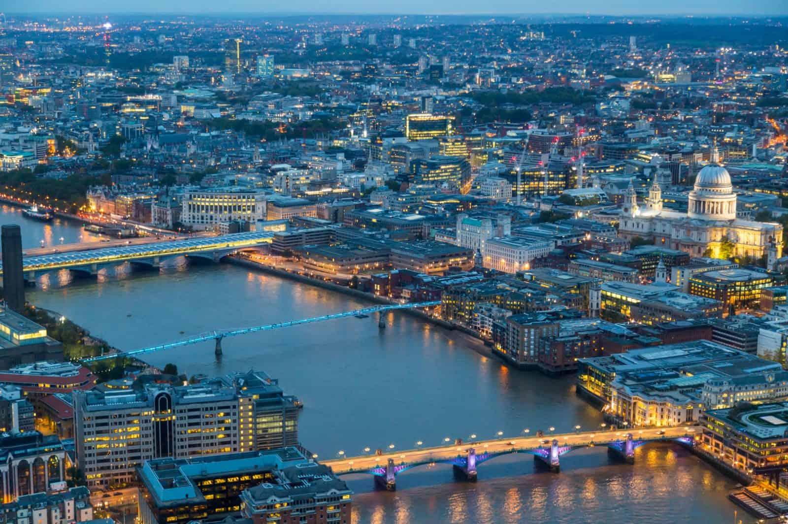 A Thrillseeker's Adventure Guide to London