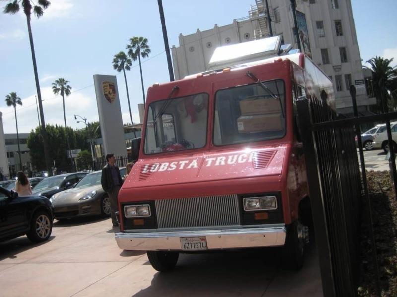 The Lobsta Truck