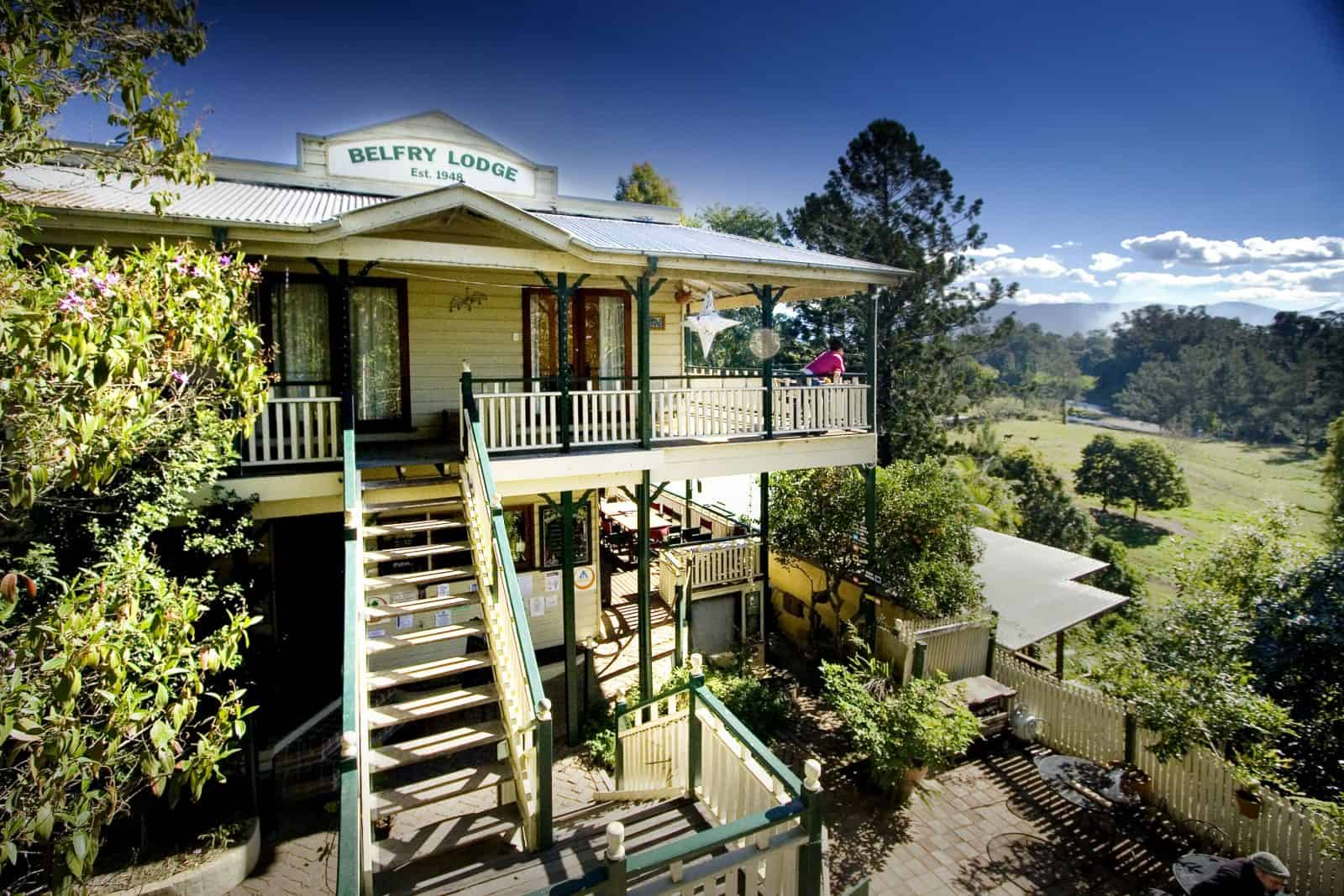 10 Hostels in Australia with the Most Incredible Views