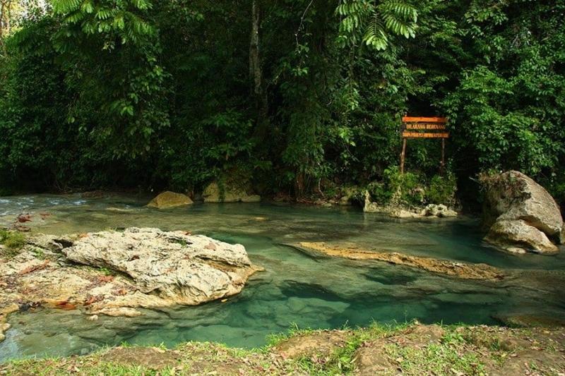Green River, Pangandaran