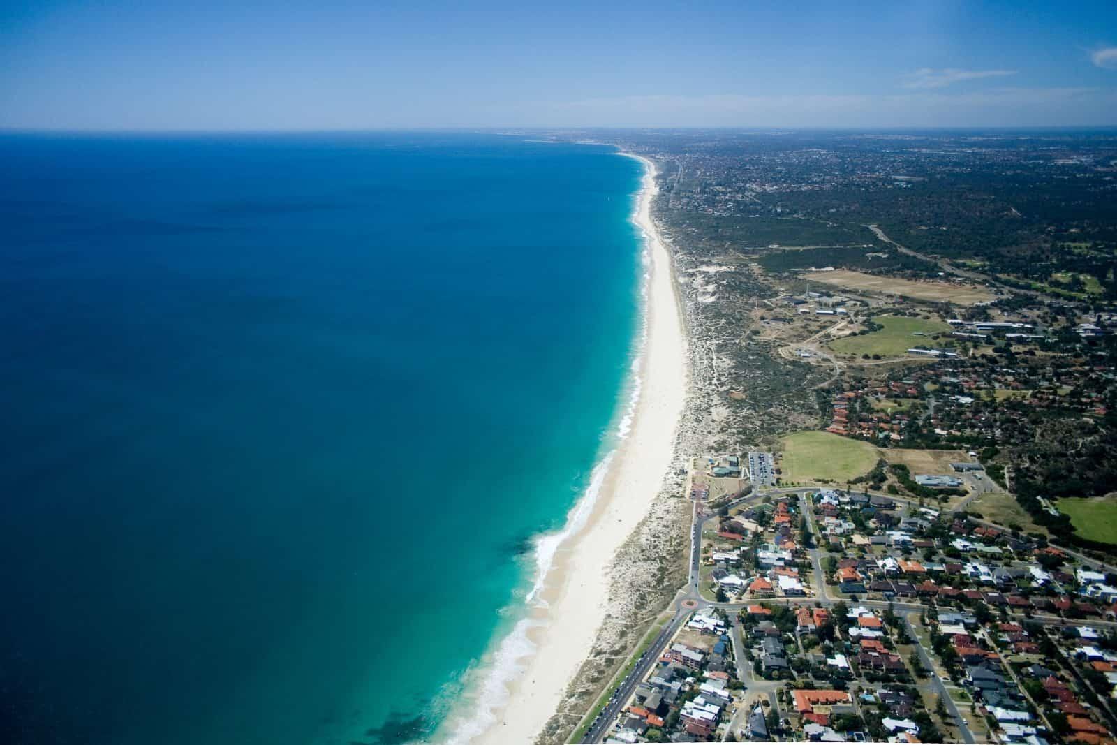 Perth Coastline