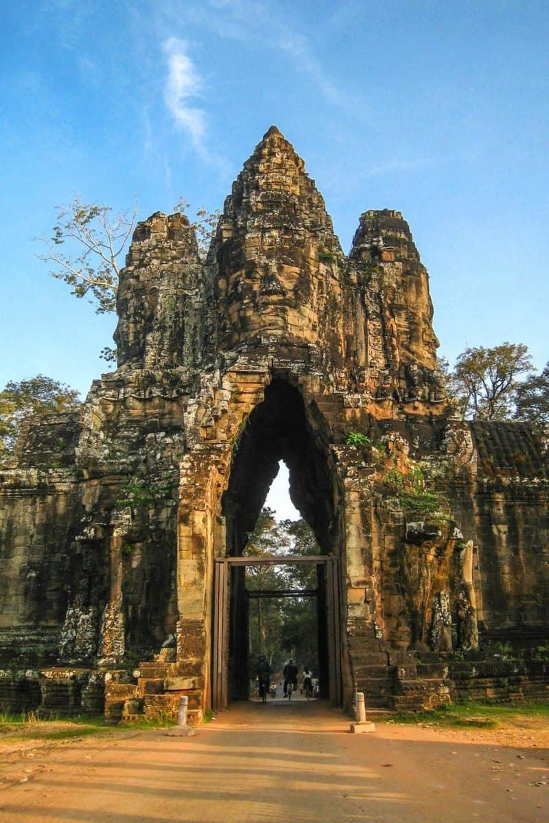 Angkor Thom South Gate