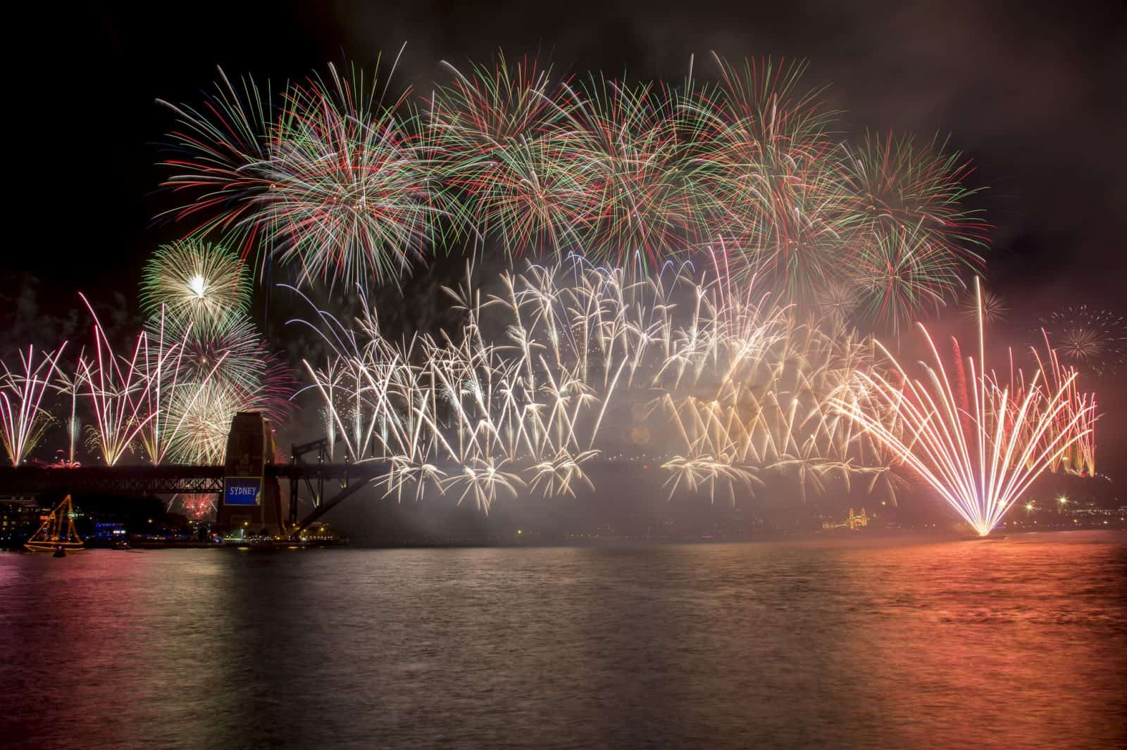 New Year's Eve in Sydney