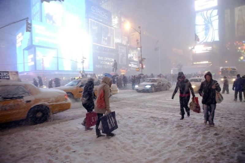 Miserable in New York
