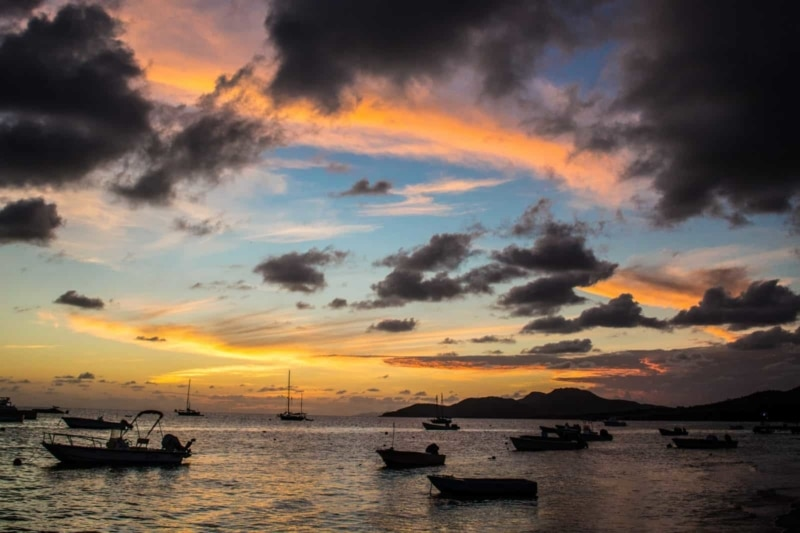 Sunset, Vieques