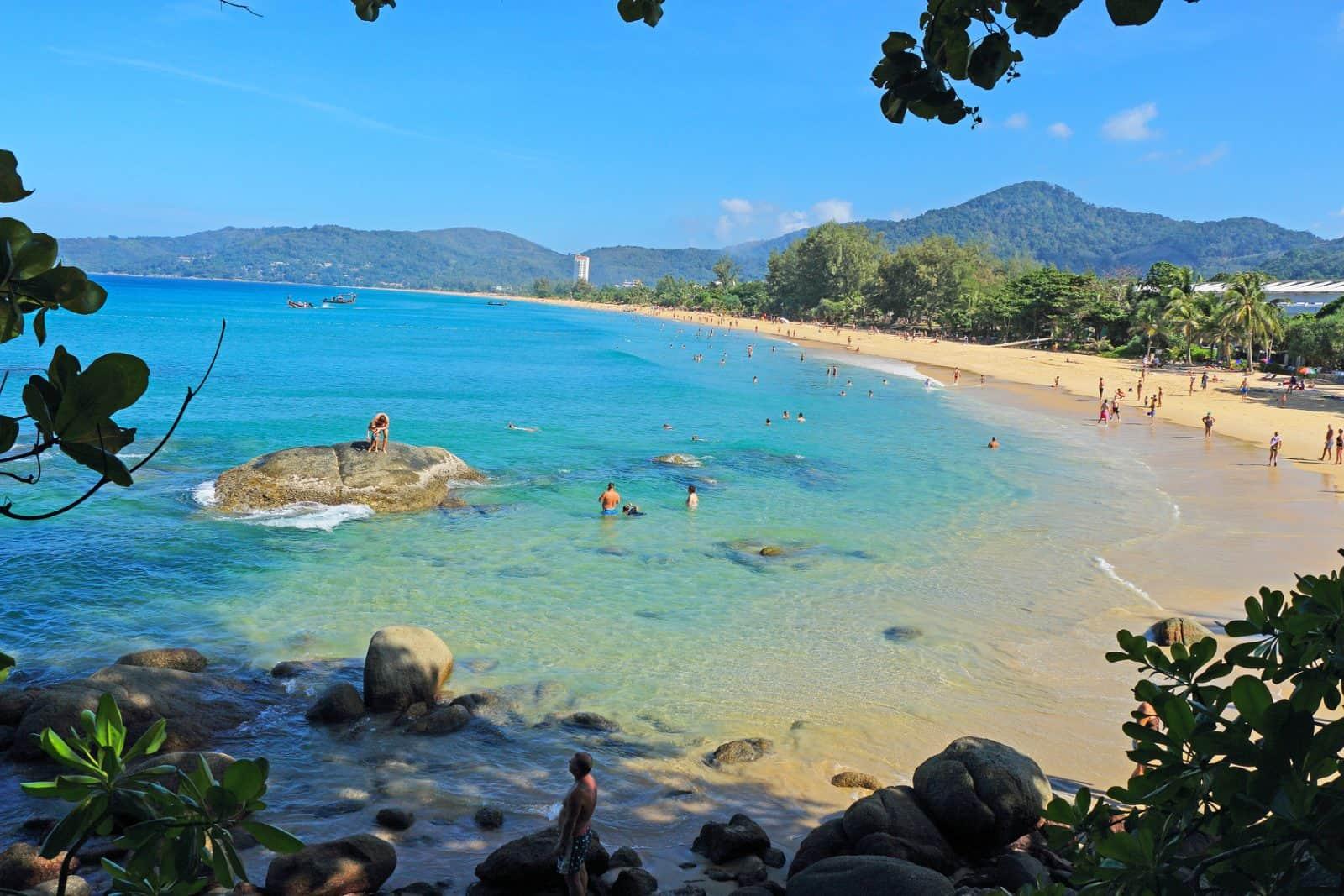 Karon Beach Phuket Thailand