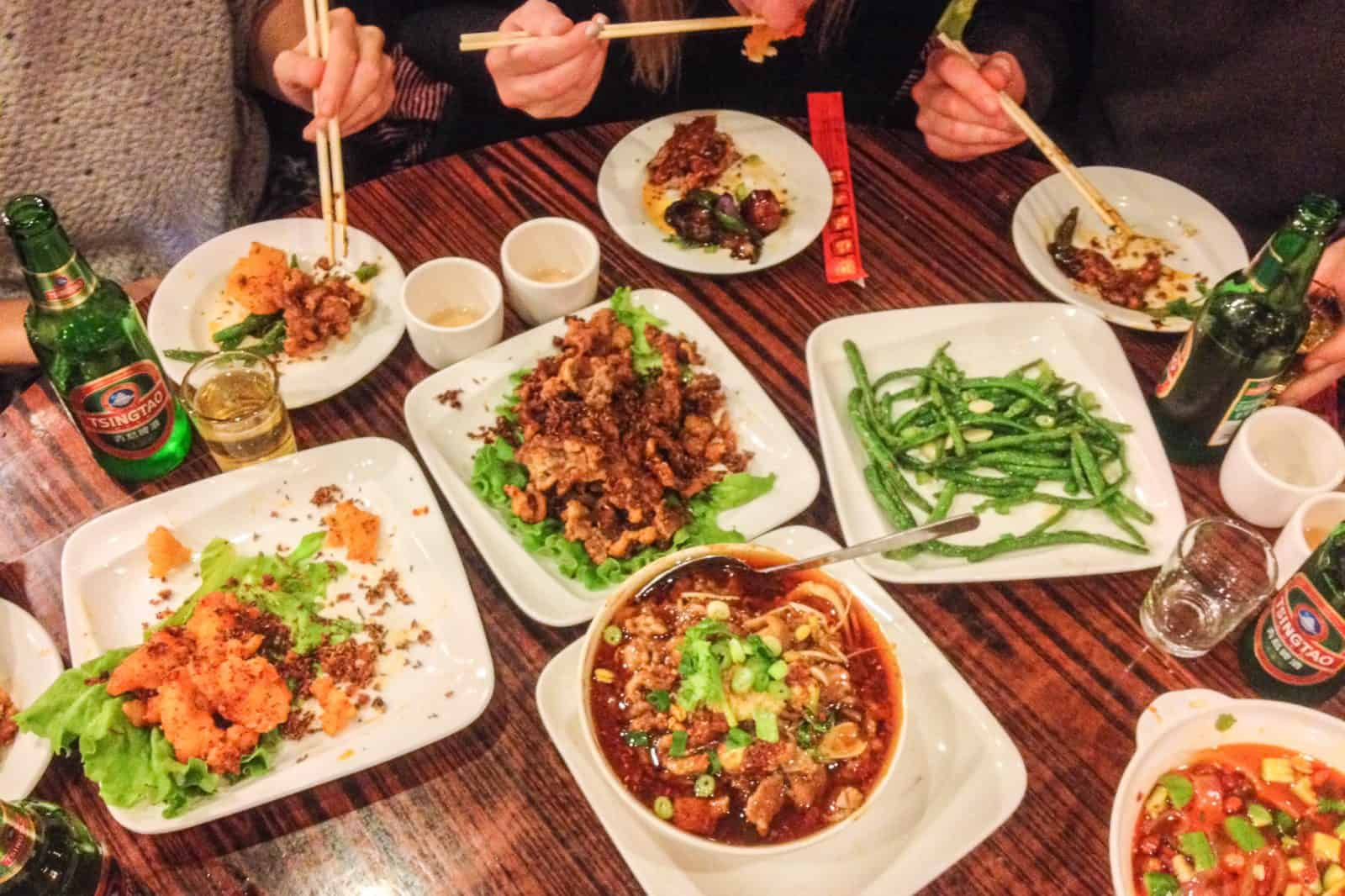 Dongbei Chinese at Fu Run