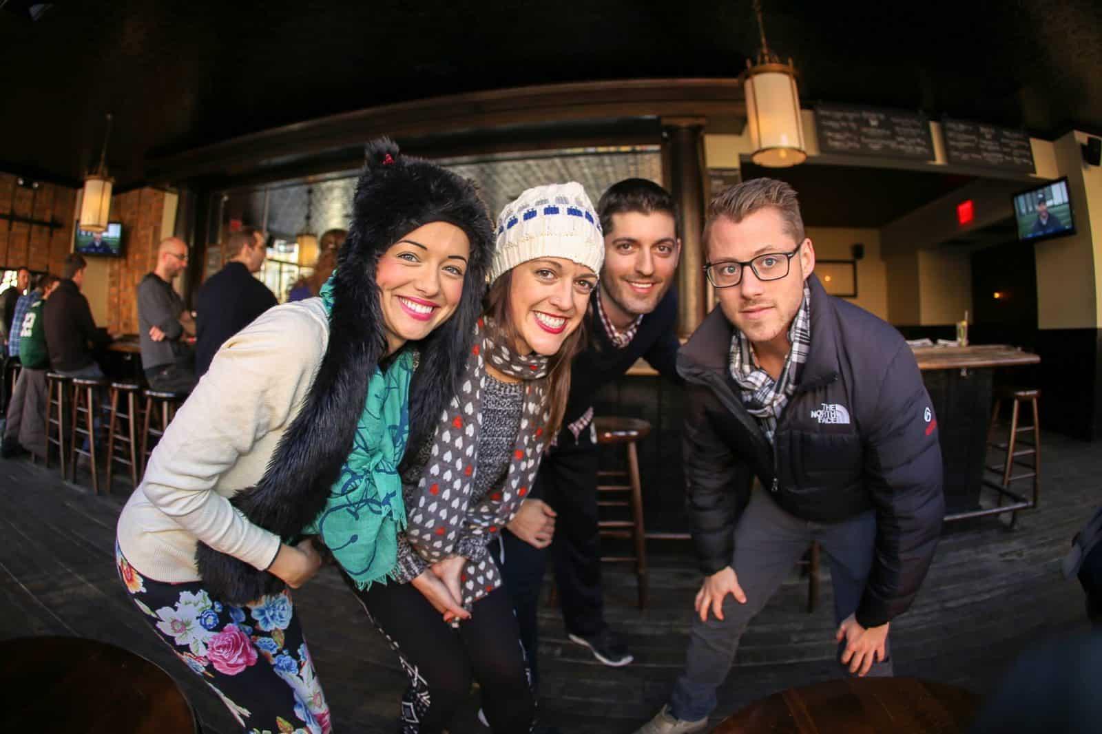 Travel Bloggers at Matt Torrey's