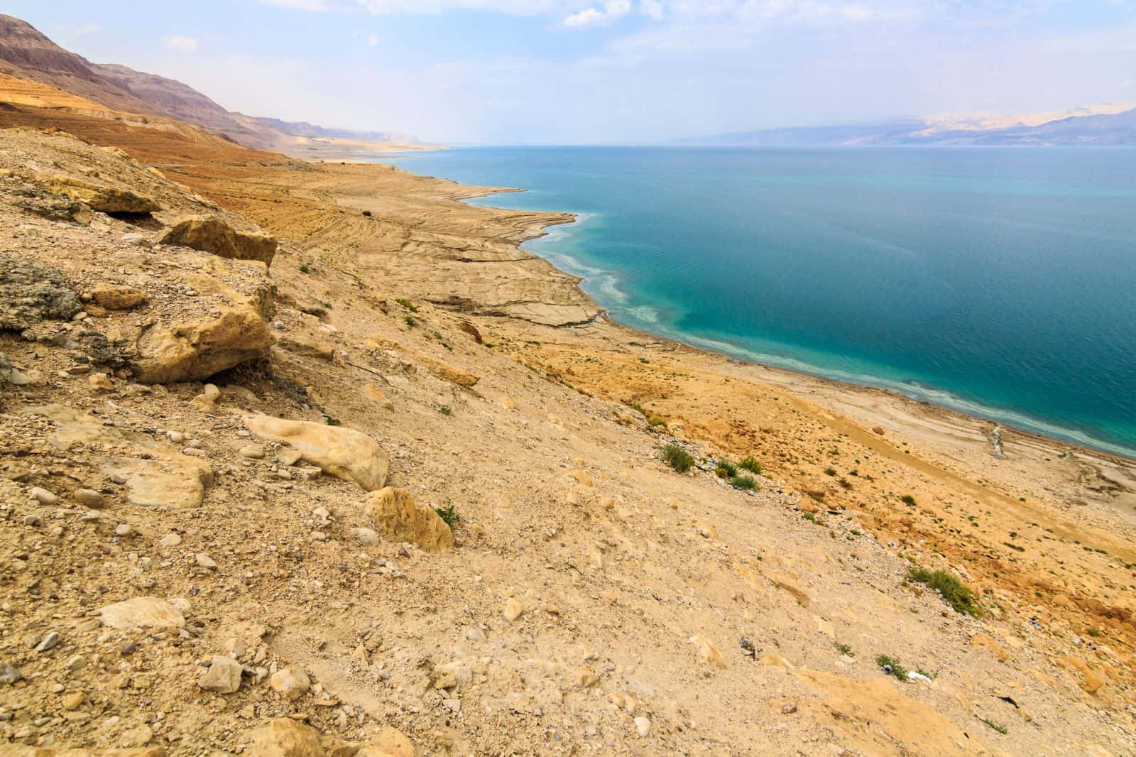 The Dead Sea is just one of the many beautiful things you'll when doing a work abroad program in Israel. Working abroad around the world is an amazing experience.