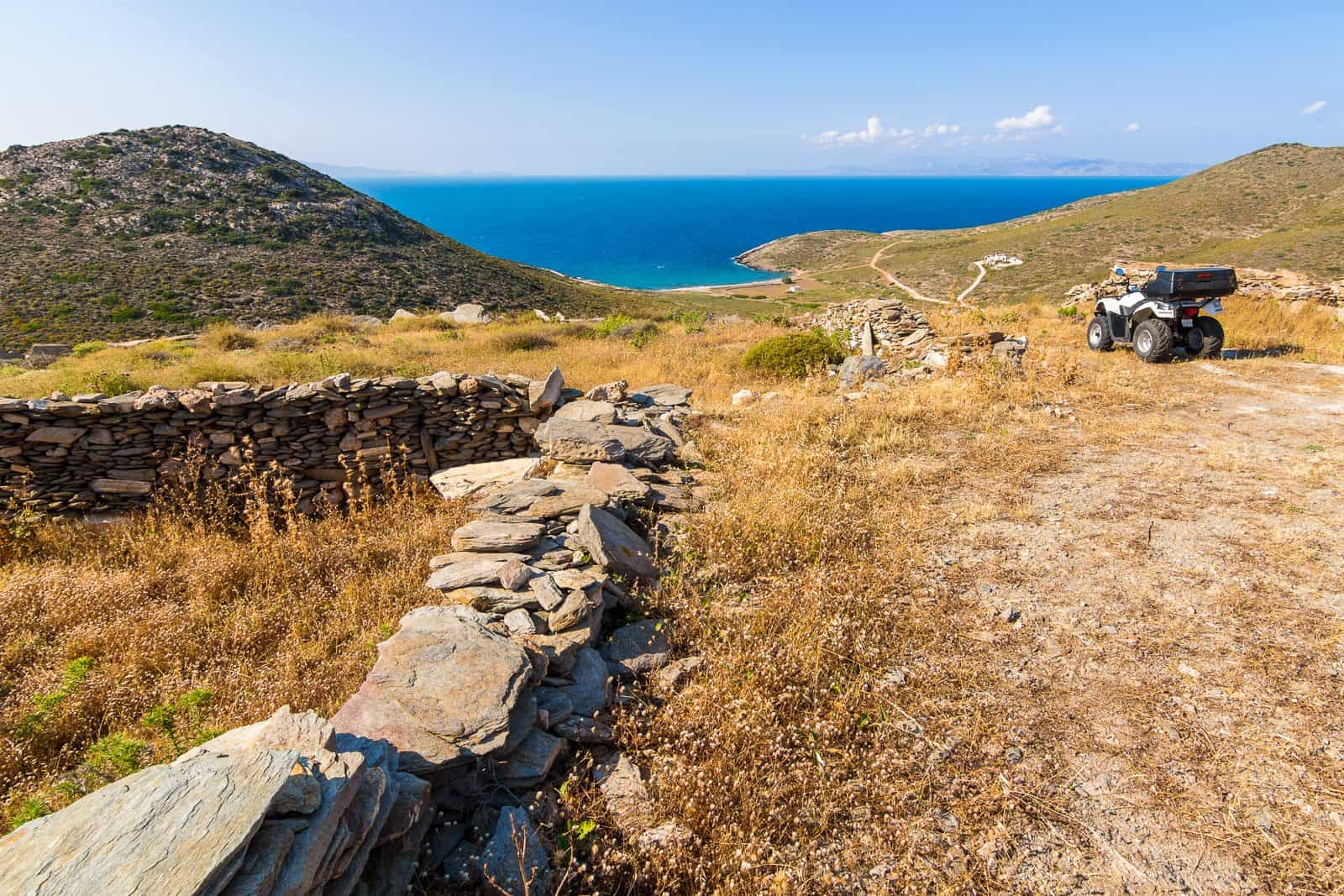 The Island of Ios, Pictures of Greece