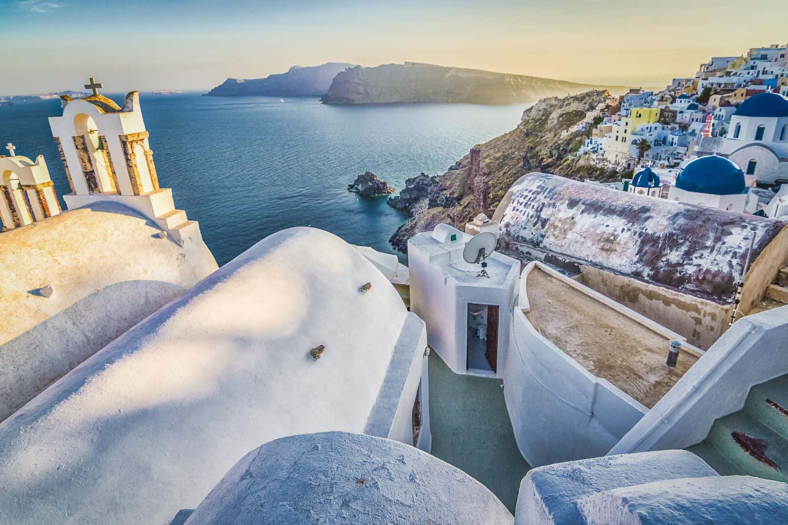 Santorini, Pictures of Greece