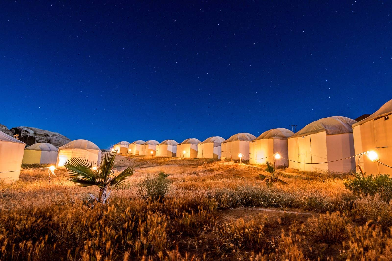 Bedouin Camp, Petra, Jordan.