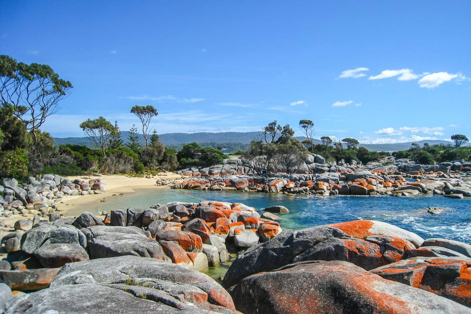 Bay of Fires, Tasmania.