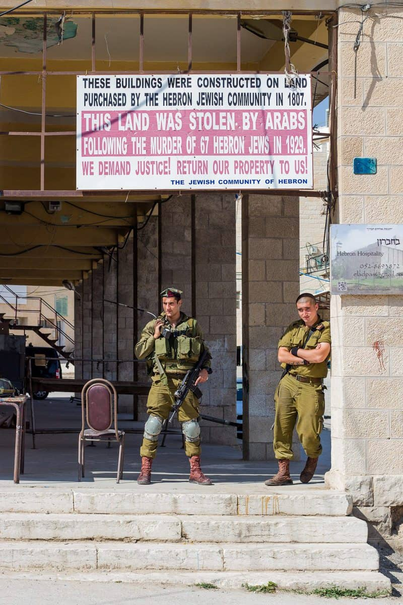 Photo of Hebron, Palestine