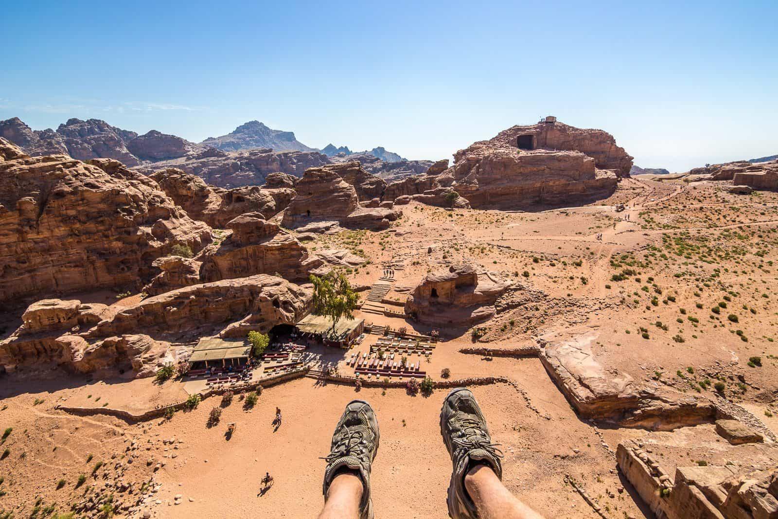 Photo in Petra, Jordan
