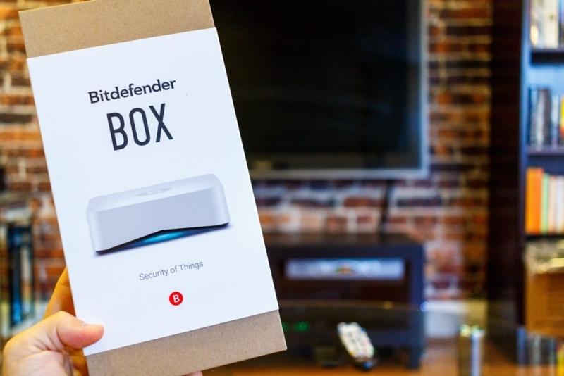 Setting up Bitdefender BOX