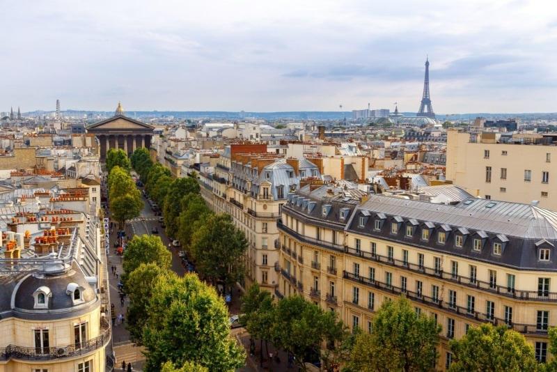 The best view in Paris!
