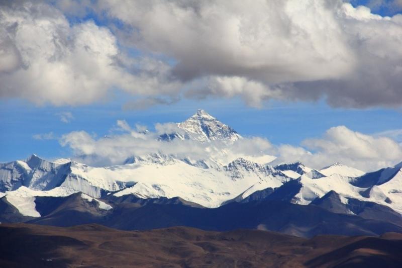 Iconic Mount Everest