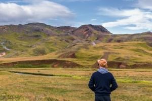 Jeremy in Iceland
