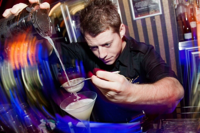 Bartending is, in my opinion, one of the best travel jobs in the world!