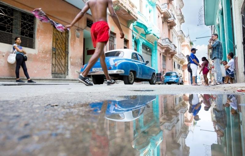Reflections of Havana, Cuba
