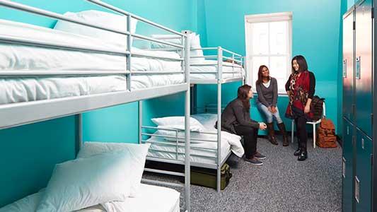HI NYC dorm in New York