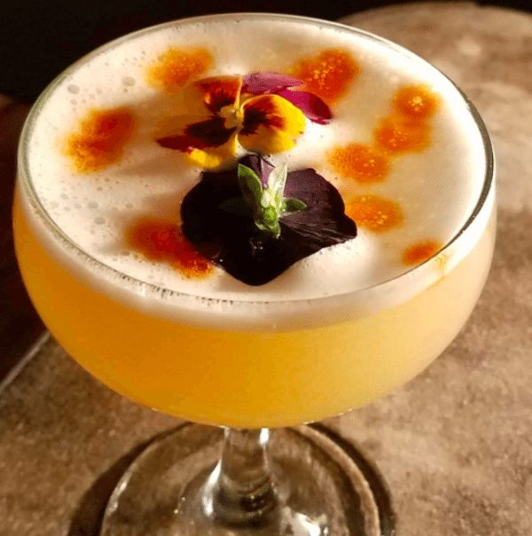 Zambra is not only a great restaurant in Asheville but it has fantastic cocktails!