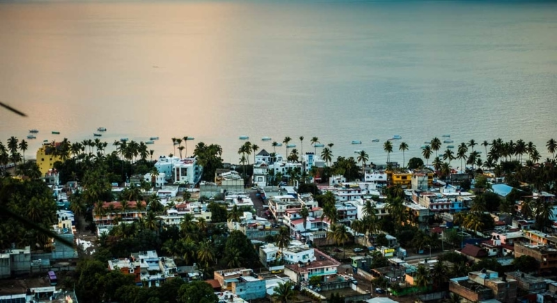 Mexico isn't far from home and you can make great money as an English teacher