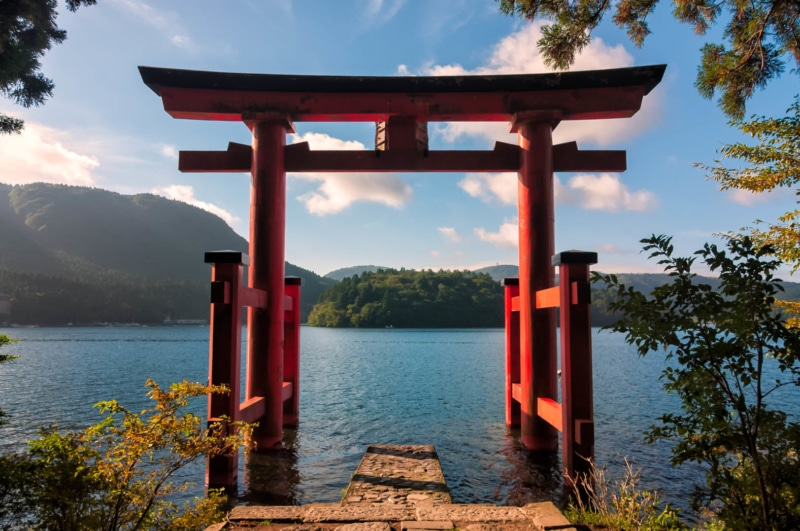 Teaching English in Japan opens many doors to seeing the country.