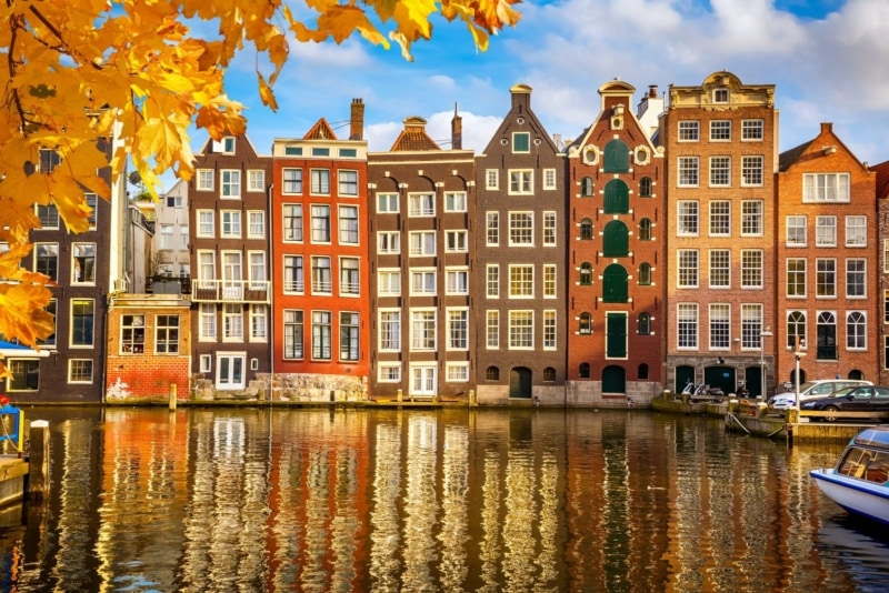 Travel to Amsterdam in April!