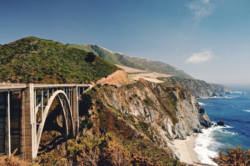 Big Sur is a must on your Pacific Coast Highway road trip itinerary.
