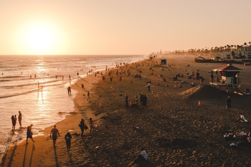 A Pacific Coast Highway road trip itinerary has to include Huntington Beach.